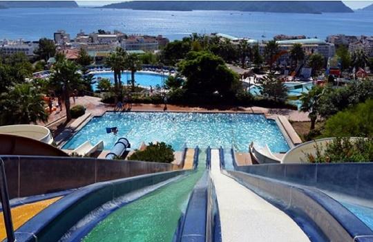 The Best & Biggest Waterparks in Marmaris
