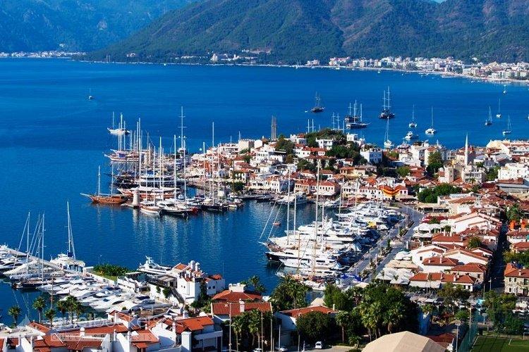 Travel Destination to Marmaris Turkey