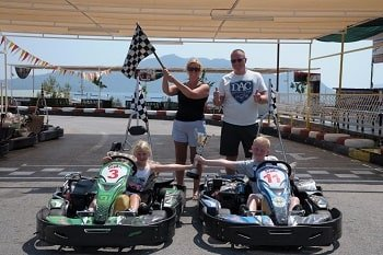 Marmaris Go Karting Tour