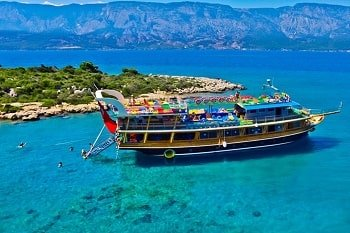 Daily Boat Trip in Marmaris