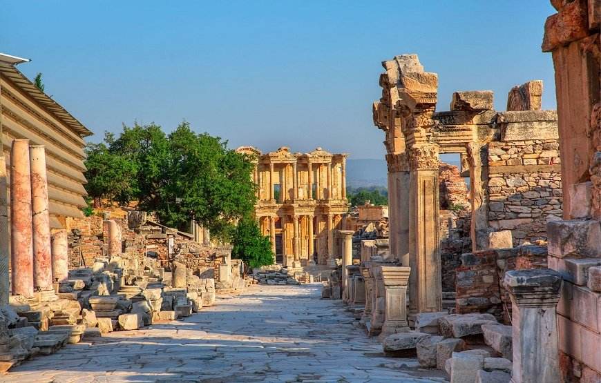 Ephesus & Pamukkale 2-Days Tour from Marmaris