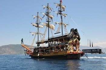 Marmaris Pirate Boat Trip