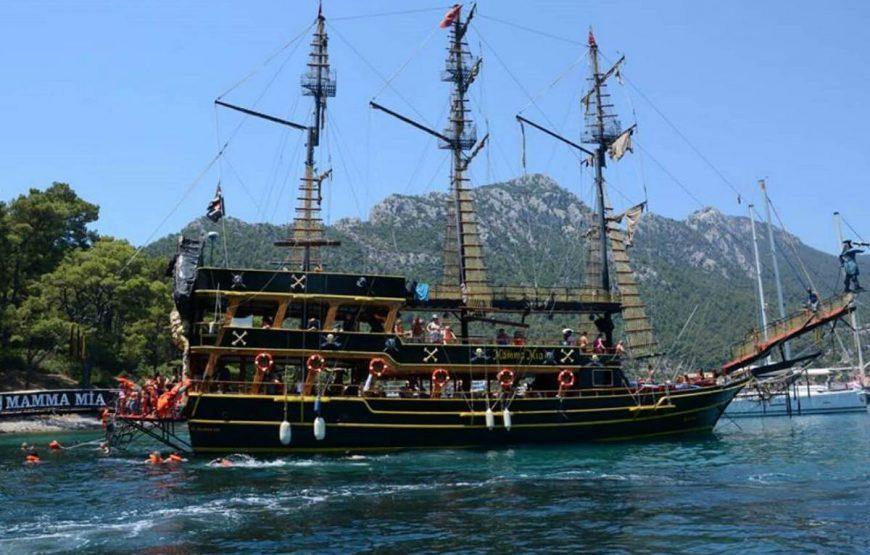 Marmaris Mamma Mia Pirate Boat Trip