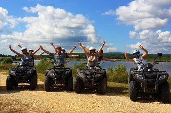 Quad and Buggy Safari trip in Marmaris