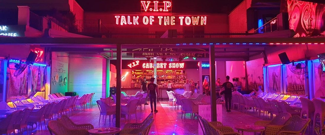 Marmaris Talk of the Town Show