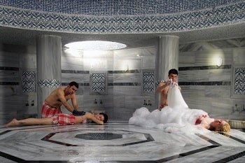 Traditional Turkish Bath in Marmaris