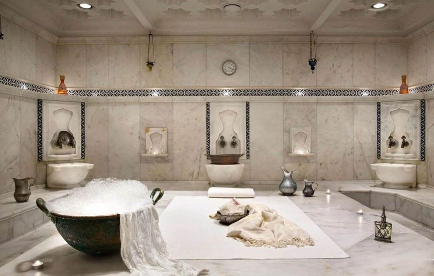 Marmaris Turkish Bath Hamam