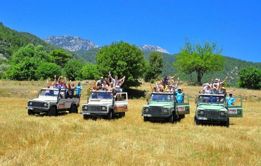 Jeep Safari in Marmaris
