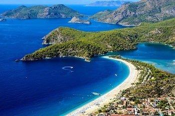 Marmaris to Fethiye Blue-lagoon
