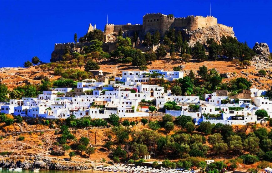 Marmaris to Rhodes İsland Trip