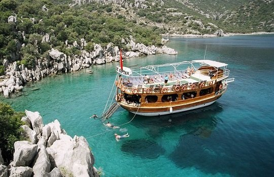 Top Day Trips in Marmaris Turkey