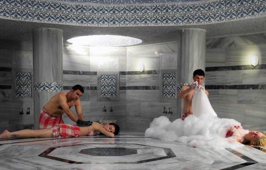 VIP Turkish Bath in Marmaris