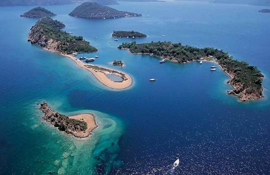 Most Beautiful Beaches in Marmaris