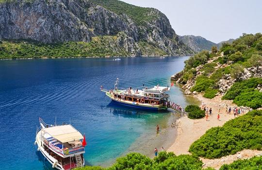 Travel to Marmaris Turkey